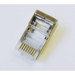Conector RJ45 FTP cat6