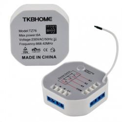 Micro comutator TKB Z-Wave cu montare in doza