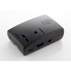 Carcasa neagra Raspberry Pi 2