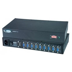 Switch 10 port RS-232