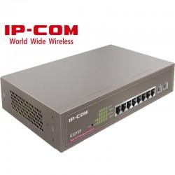 IPCOM 8-Port Gigabit+2*SFP Managed PoE Switch