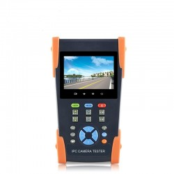 Tester Camere IP + Analogice + AHD
