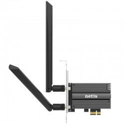 3000Mbps High Power Netis F1-AX10 PCI-E Wireless Adapter+Bluetooth 5.0