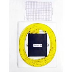 Spliter optic 32 cai fara conectori