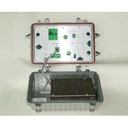 Amplificator trunchi-linie-distributie CATV